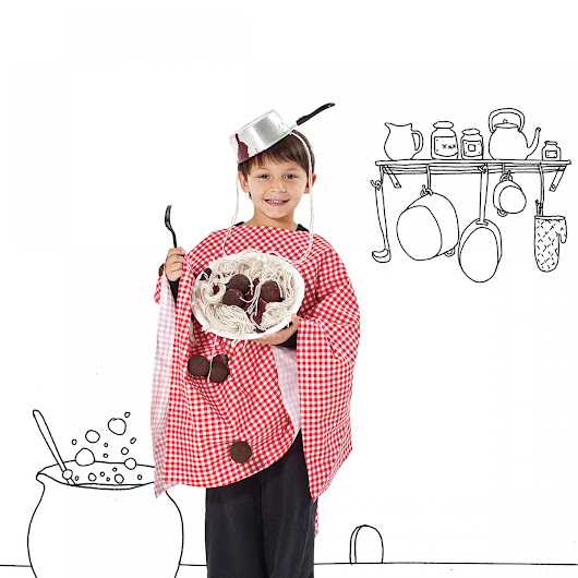 35+ Easy Homemade Halloween Costumes for Kids