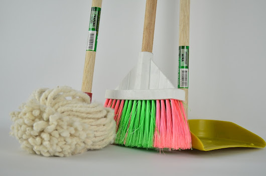 Green Home Spring Cleaning Checklist