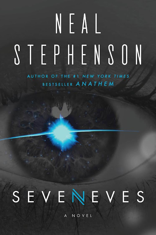Exclusive cover reveal for forthcoming Neal Stephenson novel, Seveneves