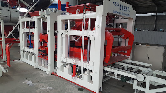 HFB5230A Concrete Block Making Machine Awesome Features