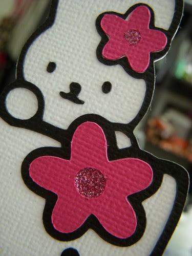 Hello Kitty Card 1 (Bunny Cuteness!)