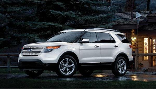 2013 Ford Explorer- A Review - Autos Craze - Autos Blog
