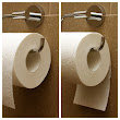 POLL: Toilet Paper - Over or Under - Houzz
