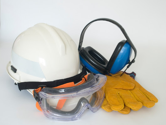 Your guide to safety equipment for concrete cutting and drilling | Safety gear | Concrete Drilling Services