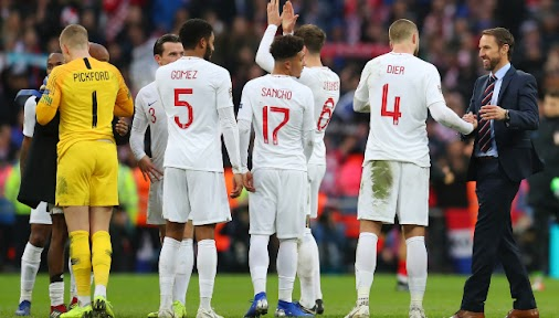 England provide roaring finish to Nations League as diminished Croatia come up just short: A late rally...
