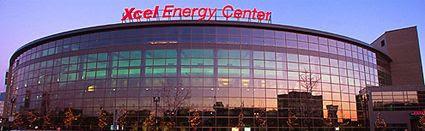 Xcel Energy Center, Xcel Energy Center