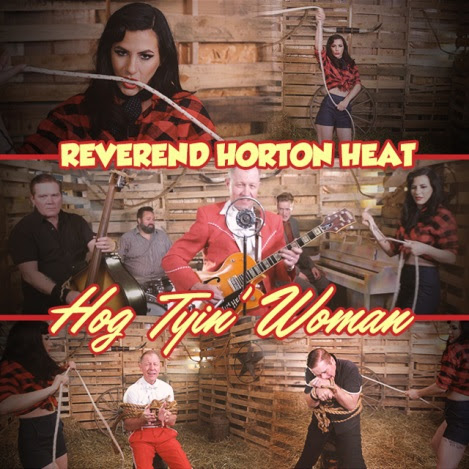 Reverend Horton Heat Debut New Video, Album Out Today