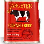 Targeter Corned Beef (340g)