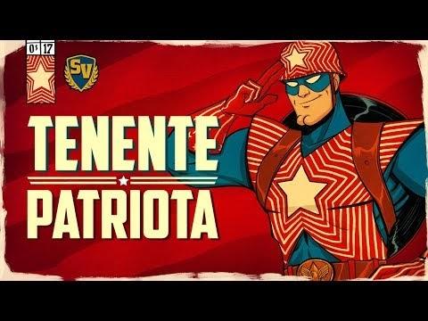 O TENENTE PATRIOTA