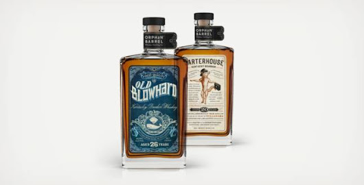 Orphan Barrel Whiskey Distilling Company is Finding Lost Whiskey