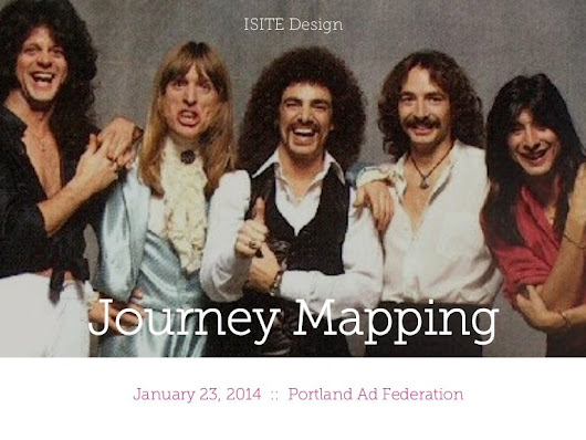 3 Ways to Use Customer Journey Mapping, Portland Ad Federation, Jan...