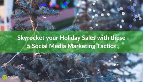 Turbocharge Holiday Sales with these 5 Social Media Marketing Tactics, Gareth O'Sullivan