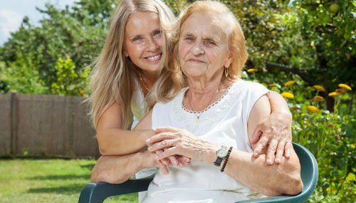 Survival Guide for Senior Caregivers