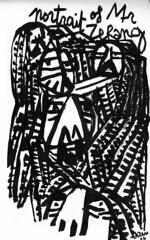 portrait of mr zerang