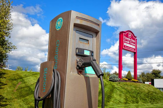 With more electric cars available, where are the charging stations?