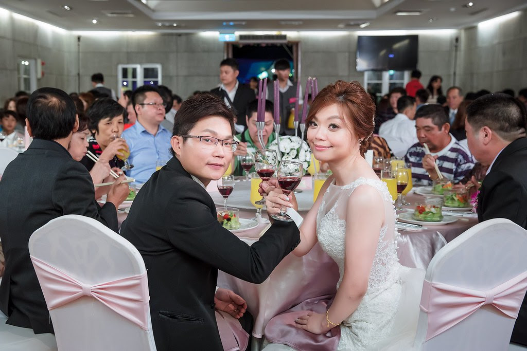 124青青時尚婚禮拍攝