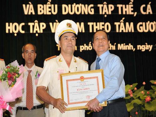 Bí thư Thành ủy TP.HCM Lê Thanh Hải