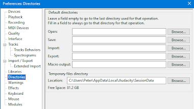 Rilasciato Audacity 3.0.2