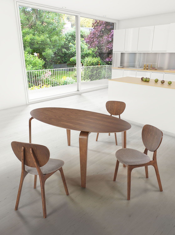Mid-Century Modern Dining Room Furniture