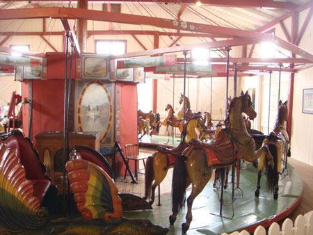 Flying Horse Carousel