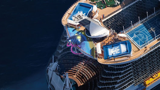 Royal Caribbean reveals Ultimate Abyss 10 story slide coming to Harmony of the Seas | Royal Caribbean Blog