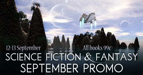 Nicholas Andrews: Science Fiction and Fantasy 99 cents Promo (9/11-9/14)