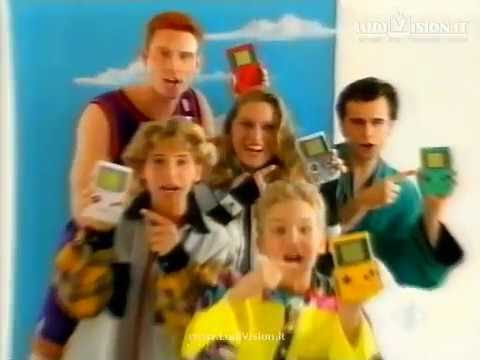 Nintendo Game Boy - Play It Loud! (1995)