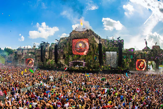 Tommorowland Announce Unexpected First Act For 2015