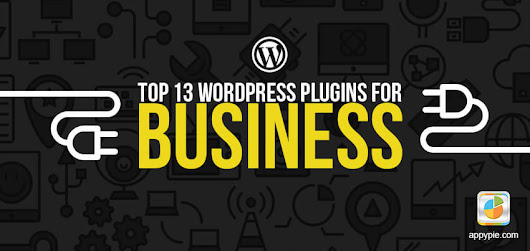 Top 13 WordPress Plugins for Business • Appy Pie