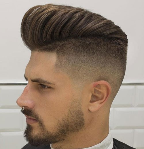 21 Top Men's Fade Haircuts - Men's Hairstyles and Haircuts 2017