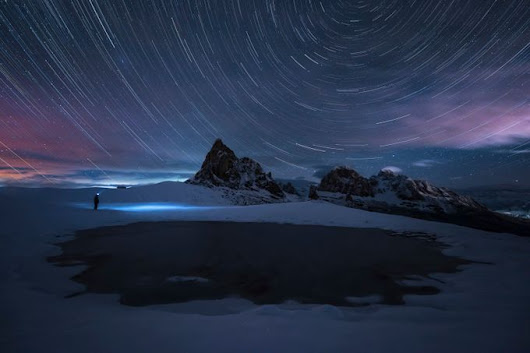 Learn How To Capture Star Trails