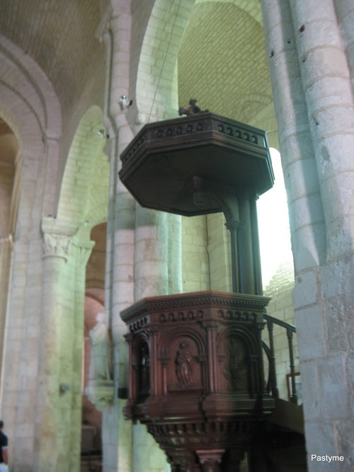 Journées du patrimoine en Vendée....Nieul sur l'Autise...suite