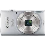 Canon PowerShot ELPH 180 20.0 MP Compact Digital Camera - 720p - Silver