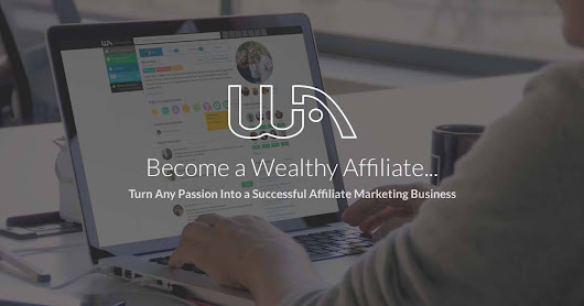 Wealthy Affiliate - The Home of Affiliate Marketing