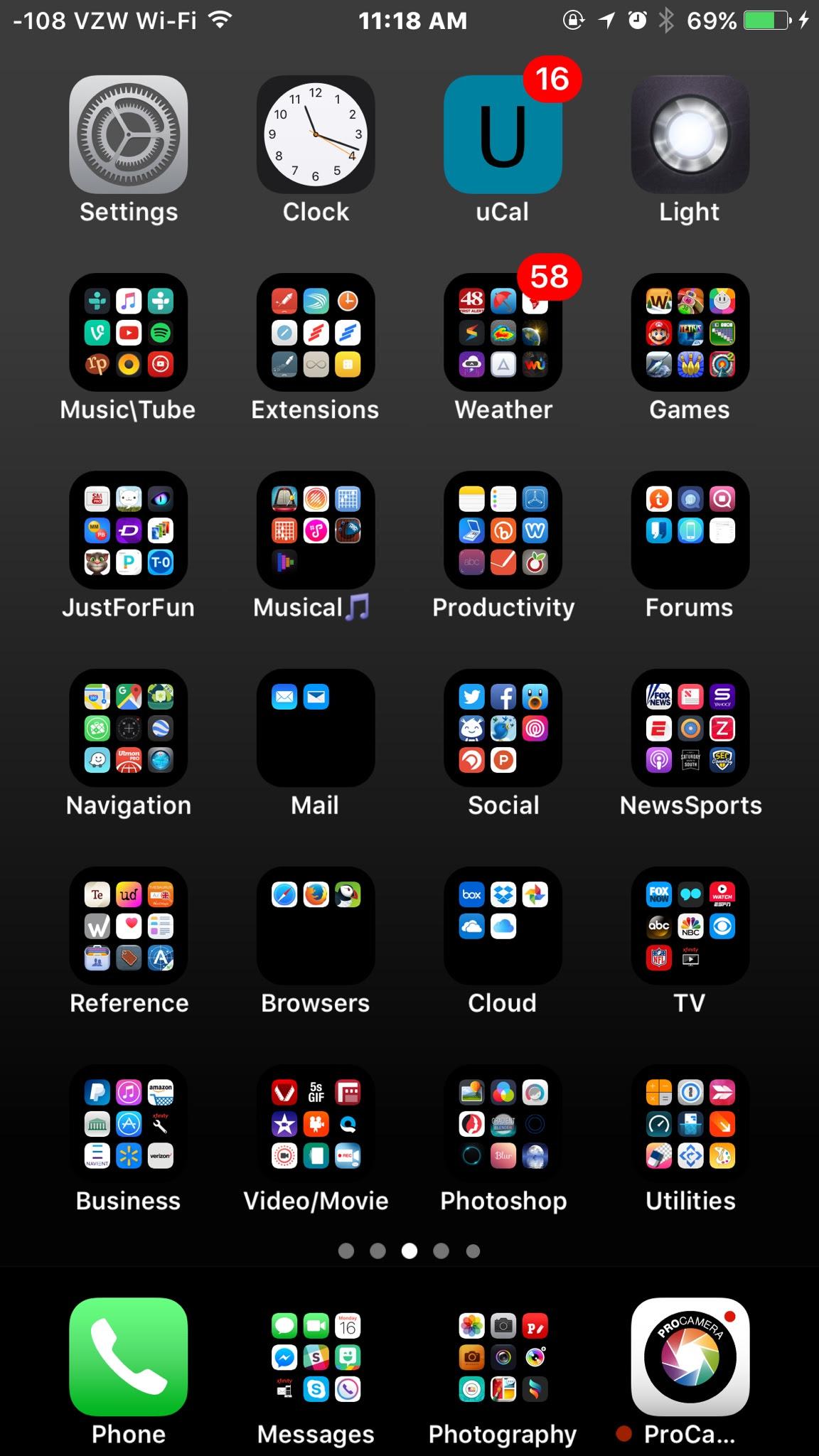 Organizing Homescreen iPhone iPad iPod Forums at iMore com
