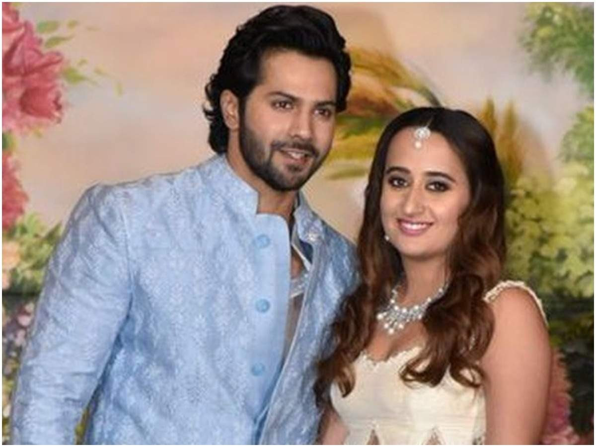EXCLUSIVE! Varun Dhawan's bride-to-be to design her own bridal outfit