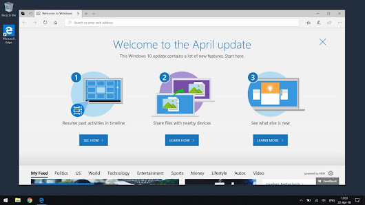 Windows as a Service and 1803 Update – Will it continue have a marketing name?