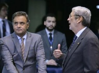 Aécio tenta emplacar Imbassahy em ex-ministério de Geddel, diz coluna