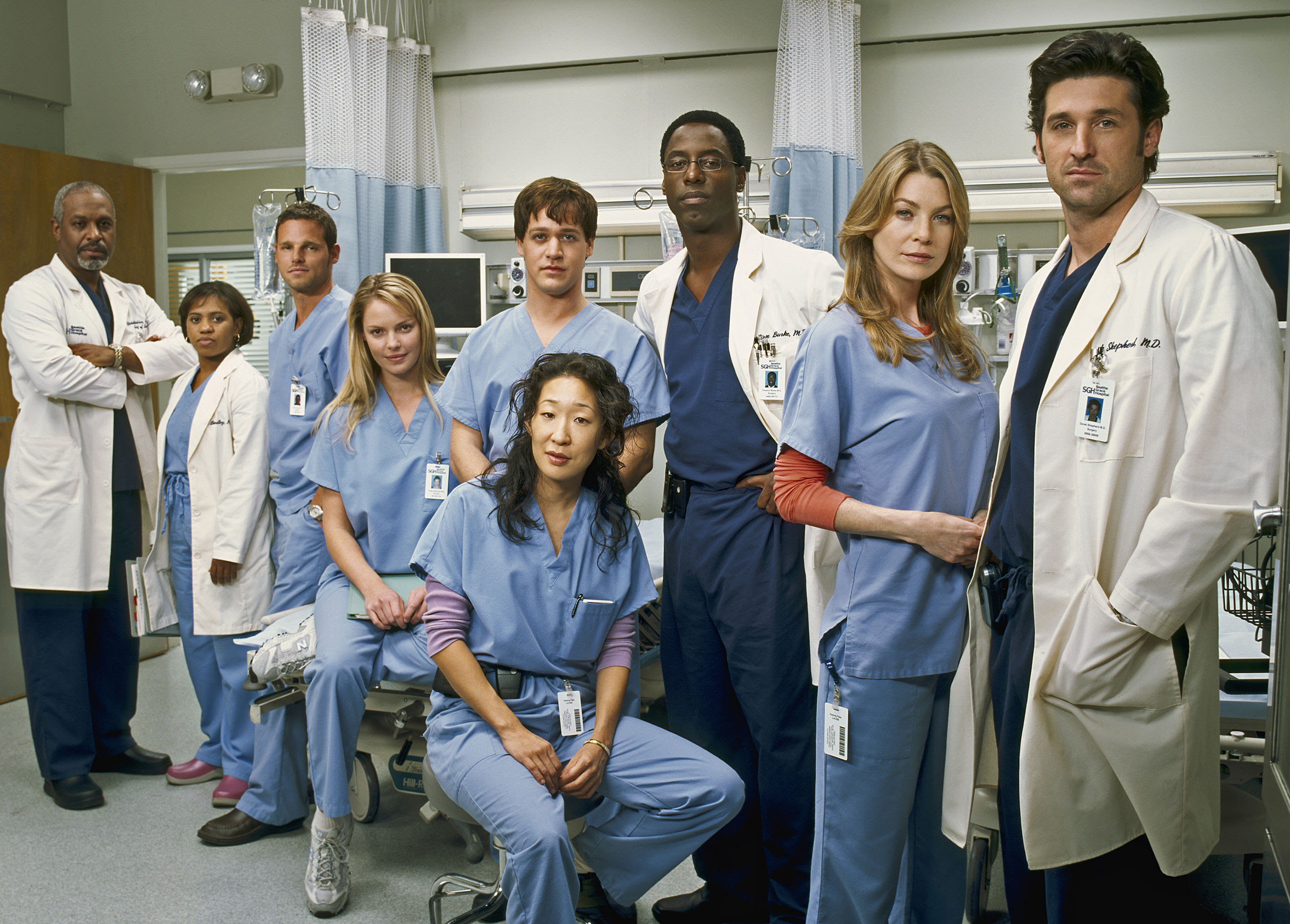 ... Open Letter to Shonda Rhimes, RE: Grey's Anatomy | The Daily Sampler