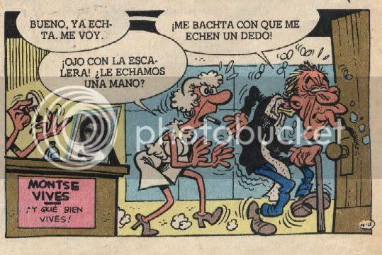 Raf visto por Ibáñez