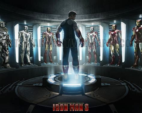 Iron Man 3 [2013]   Iron Man Wallpaper (33873845)   Fanpop