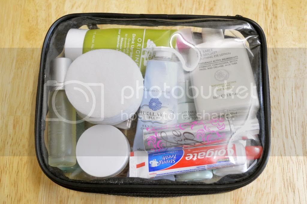 Hand Luggage Beauty Essentials