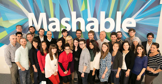 Follow Mashable on Email, RSS & Social Media