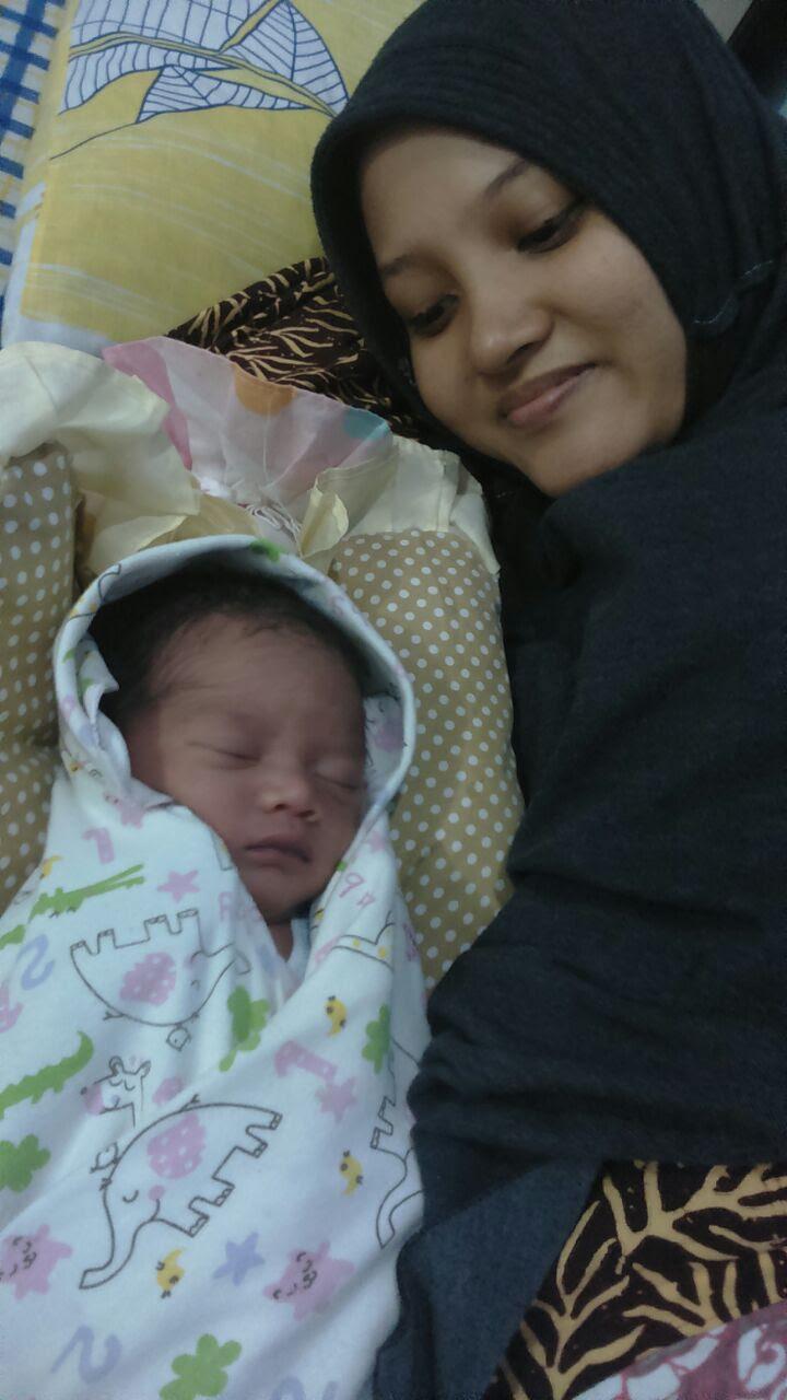 berbagi pengalaman indah saat melahirkan dan dilahirkan adalah sebuah keharusan Melahirkan Sendiri