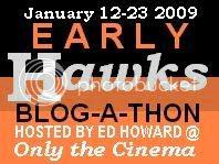 EARLY HAWKS BLOG-A-THON