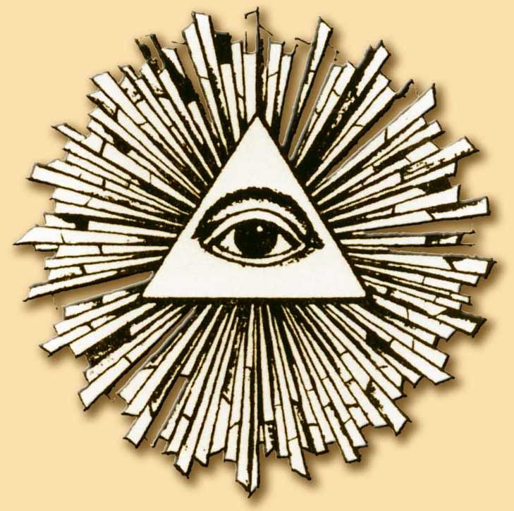 Risultati immagini per occhio simbolo wikipedia