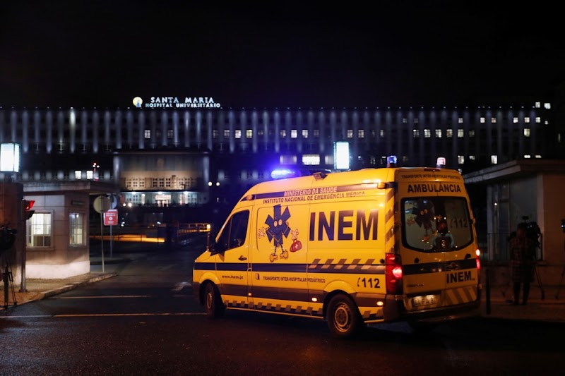 ATENÇÃO: Suprimento de oxigênio em hospital de Portugal falha, e governo admite pedir ajuda internacional