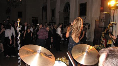 Christmas Party Night at Bath Pump Rooms   The best band