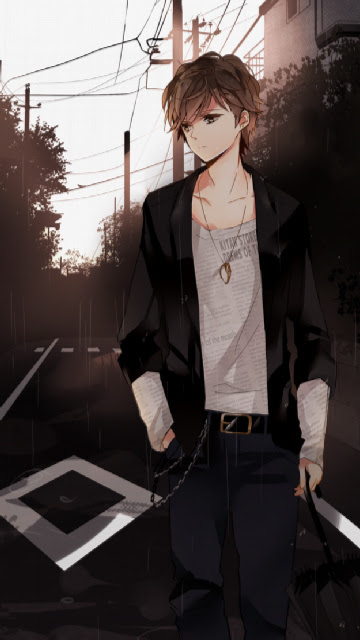 Download Cool anime boy - Manga boys for your mobile cell ...