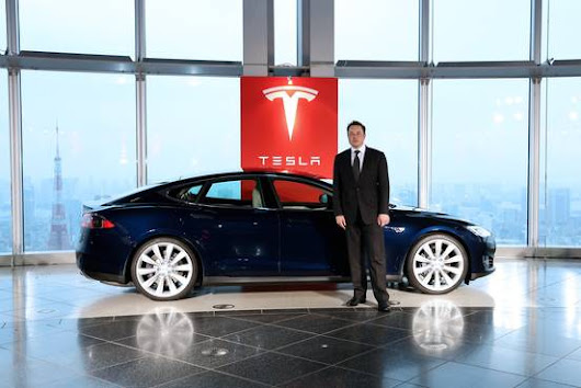 Tesla Targets Pull Away From Profits